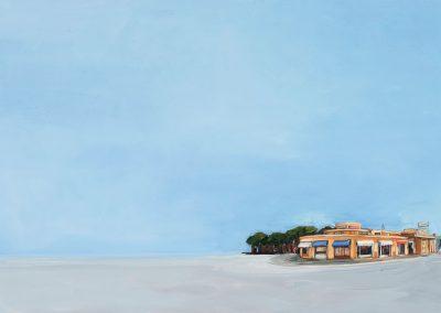 Sabaudia Busbahnhof
